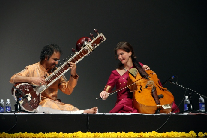 Shubhendra Rao and Saskia Rao-de Haas. Courtesy photo