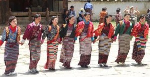 Hawaii's Bhutanese residents probably represent the slimmest ethnic minority in the islands.