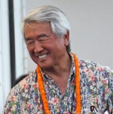 UHMC Chancellor Clyde Sakamoto. File photo courtesy UHMC.