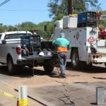 South Kīhei Road repairs. Photo courtesy Kevin John Olson Photography.