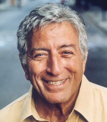 Tony Bennett. Courtesy image
