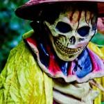 Haunted Haiku Hike scary guy. Courtesy photo