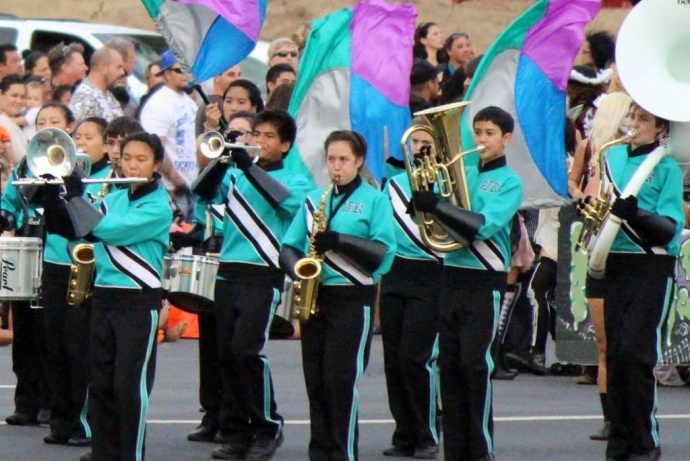 91st Maui Fair Parade 2013. Maui Now photo.