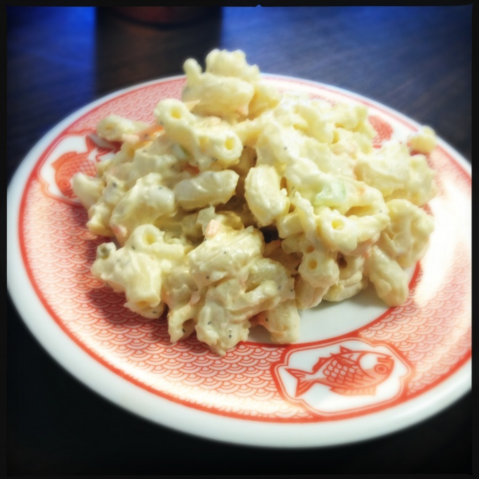 Jack's Mac Salad is a mighty fine rendition. Photo by Vanessa Wolf