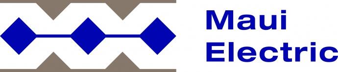 Maui Electric Company, new logo. Courtesy image.