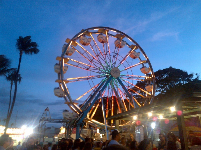 Maui Fair, file photo by Wendy Osher.