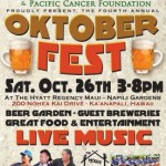 Oktoberfest Event Benefits Pacific Cancer Foundation