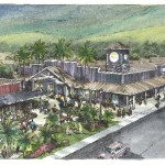 The Outlets of Maui in Lahaina Nears Completion