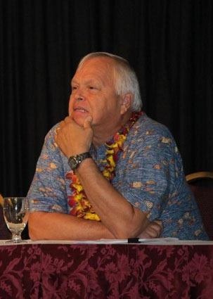 Dr. Jack Suyderhoud, professor of business economics at Shidler College of Business at the University of Hawai'i. File photo by Wendy Osher.