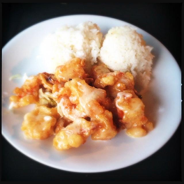 Honey Walnut Shrimp are like having candy for dinner. Photo by Vanessa Wolf