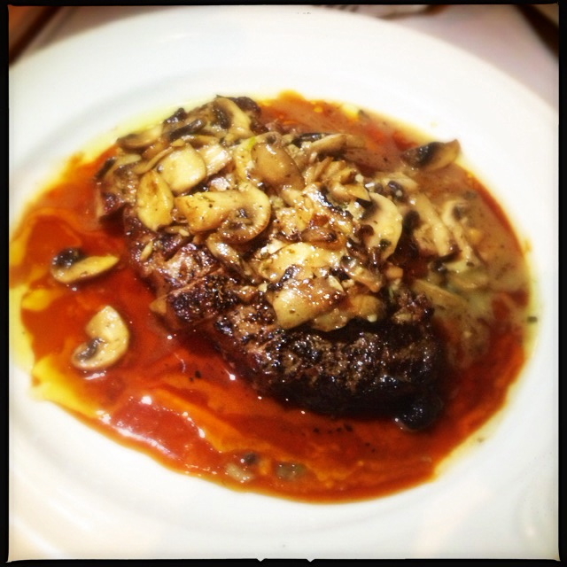 The Asian Pupu Steak: prepare your tastebuds for some hardcore action. Photo by Vanessa Wolf
