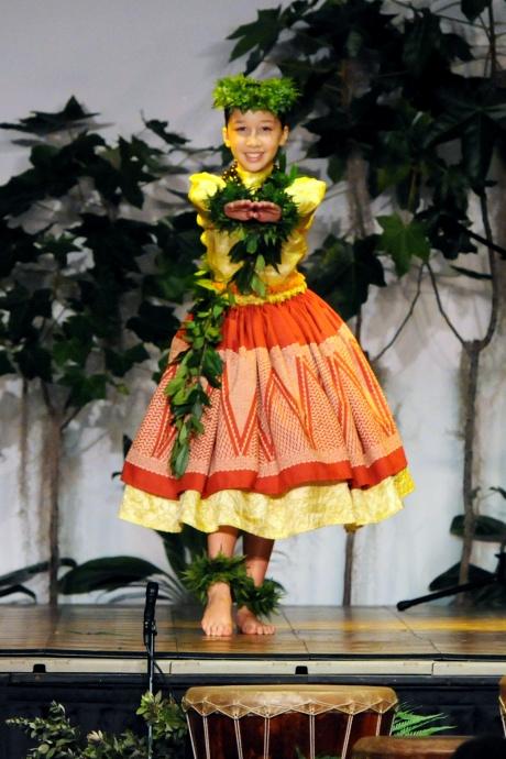 1st : Lauren Rae Healani Kalama, Hālau O Ka Hanu Lehua, Kumu Kamaka Kukona.