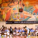 The 2014 EA Sports Maui Invitational tournament will be held at the Lahaina Civic Center, Nov. 24-26, and featured host Chaminade University, Arizona, BYU, Missouri, San Diego State, Purdue, Pittsburgh, and Kansas State. File photo by Rodney S. Yap.