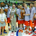 Syracuse Wins Third Maui Invitational Tourney