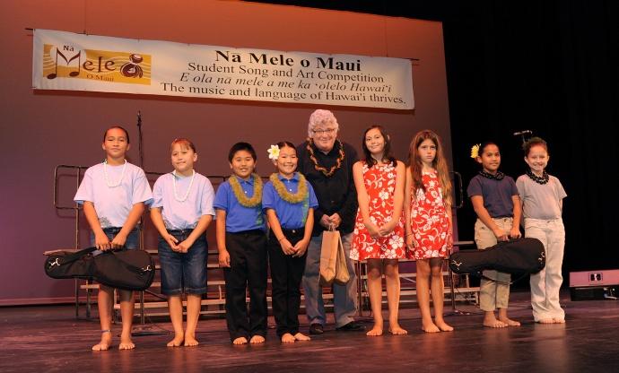 Nā Mele O Maui. Photo by Steve Brinkman Photography