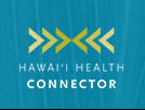 Hawaiʻi Health Connector logo.