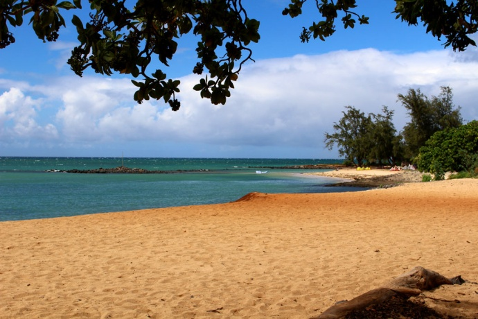 Kaʻa Point, file photo by Wendy Osher.