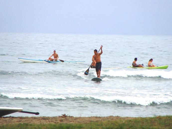 Shoreline at Launiupoko, Maui. File photo by Wendy Osher.