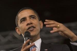 President Barack Obama. White House image.