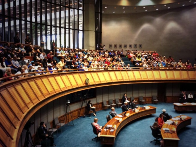 Maui's Legislative Seats Draw Early Interest