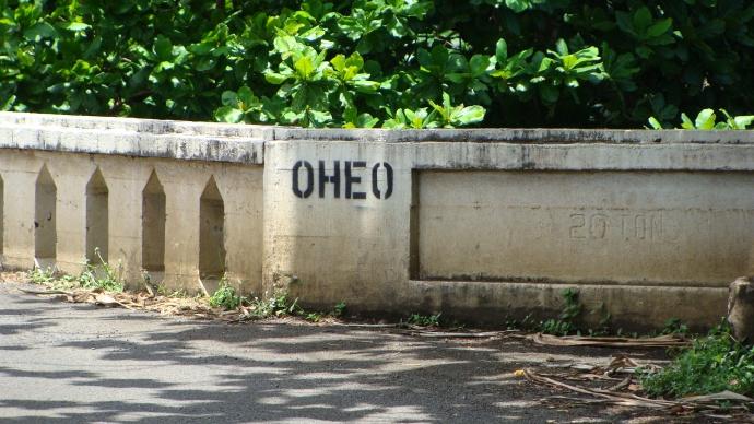 ʻOheʻo Gulch in East Maui region of Kīpahulu. File photo by Wendy Osher.