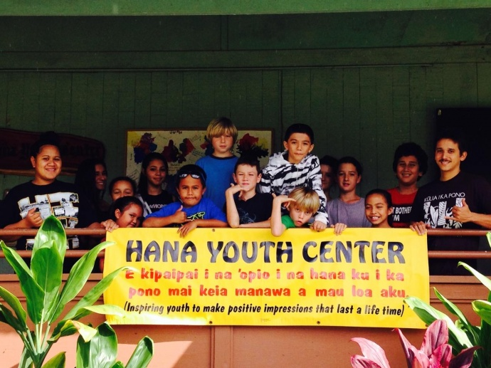 Hāna Youth Center, courtesy photo.