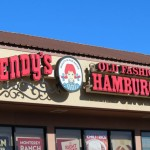 Wendy's Kahului. Photo by Wendy Osher.