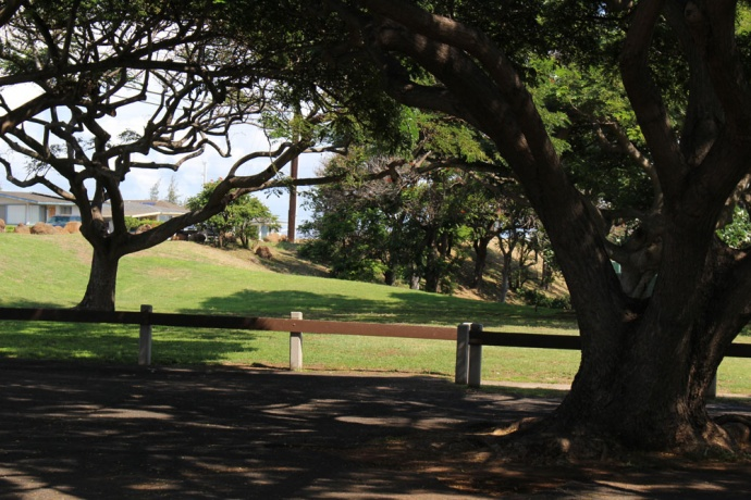 Kahului Community Center Park. Photo by Wendy Osher.