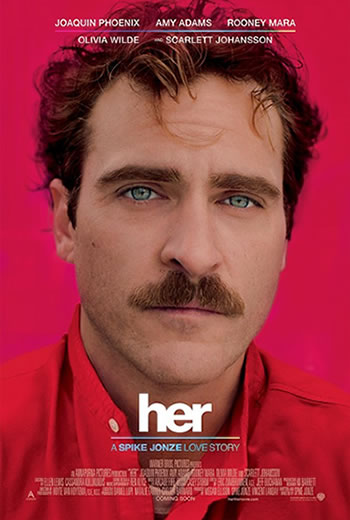 Is it just us or has Joaquin Phoenix turned into Kevin Kline?