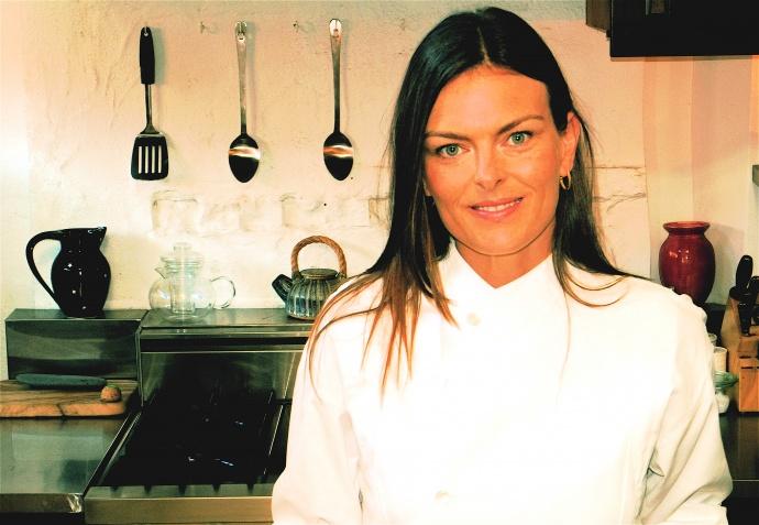 Chef Renee Loux. Courtesy image