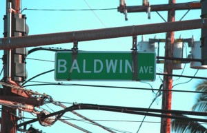 Baldwin Avenue. Photo by Wendy Osher.