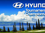 Hyundai Tournament Underway at Kapalua