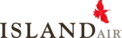 New logo, courtesy Island Air.