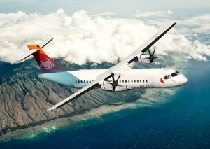 Plane rendering, courtesy Island Air.