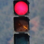 Traffic light, photo by Wendy Osher.