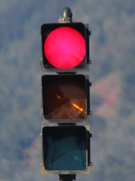 yellow arrow traffic light - photo #12