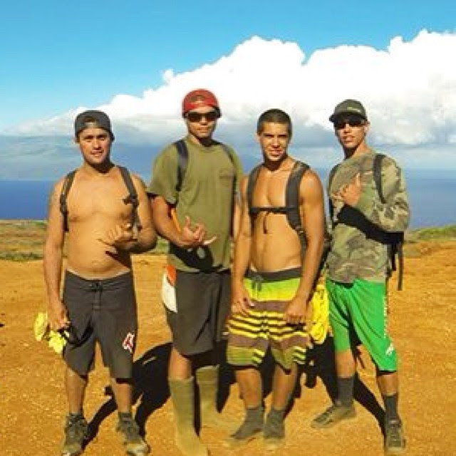 Kahoʻolawe Island Reserve Commission. Courtesy photo.