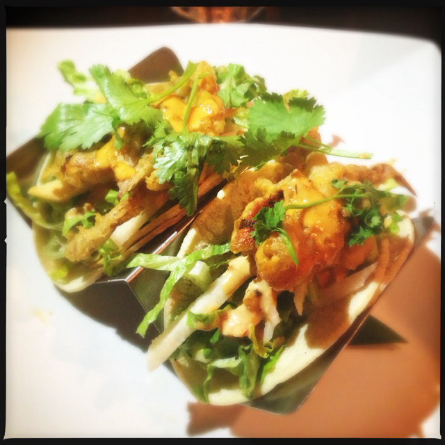 Soft Shell Soft Shells or crab tacos. Photo by Vanessa Wolf
