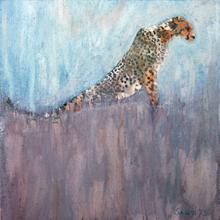 Sarah Soward's wildlife art. Courtesy imag