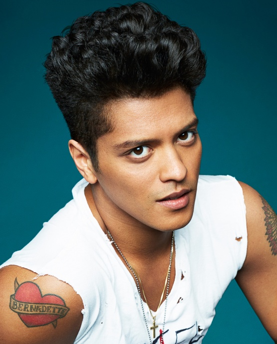 Bruno Mars, courtesy photo.