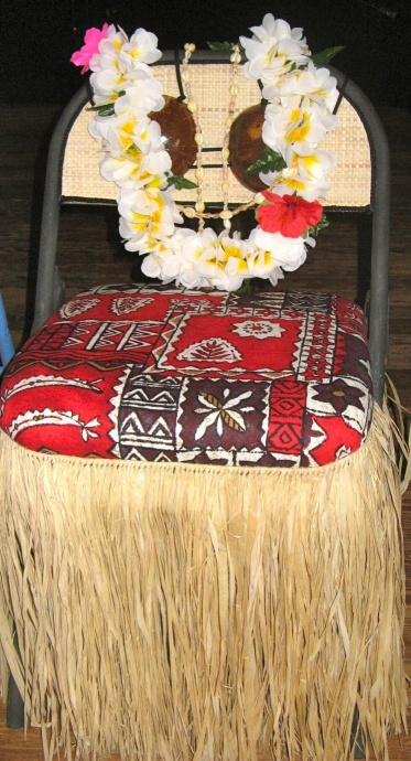 """Last year's winning entry - """"Funny Kine Chair"""" - by Lisa Burke. Courtesy image"""