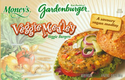 Not saying it is; not saying it isn't. Image courtesy Gardenburger.