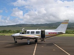 FIle images of company operations/craft, courtesy Maui Air website.