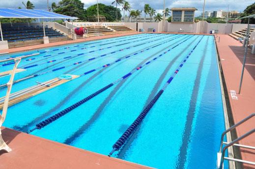 Sakamoto Pool. File photo courtesy County of Maui.
