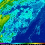 Satellite imagery, Feb. 3, 2014, 6:30 a.m. courtesy NOAA/NWS.