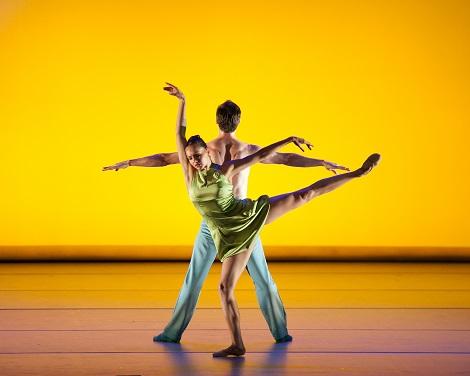 Aspen Santa Fe Ballet. Courtesy image