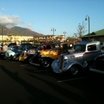 Classic Car Show to Be Held at Lahaina Gateway