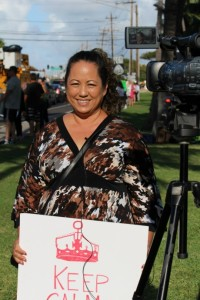 Stacy Moniz, Executive Director of Women Helping Women on Maui. Photo by Wendy Osher.