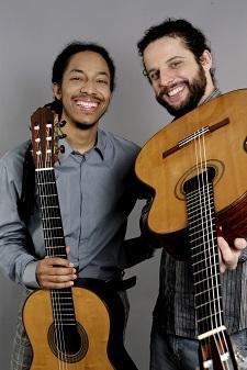 Brasil Guitar Duo. Courtesy image