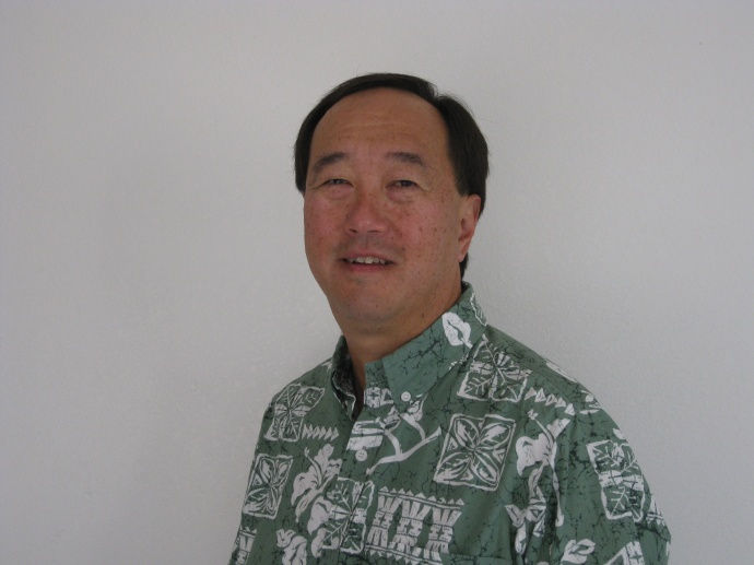 Insurance Commissioner Gordon Ito with the Hawaii Dept. of Consumer Affairs. Courtesy photo.